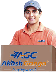Akash Ganga Courier - Integrity at work